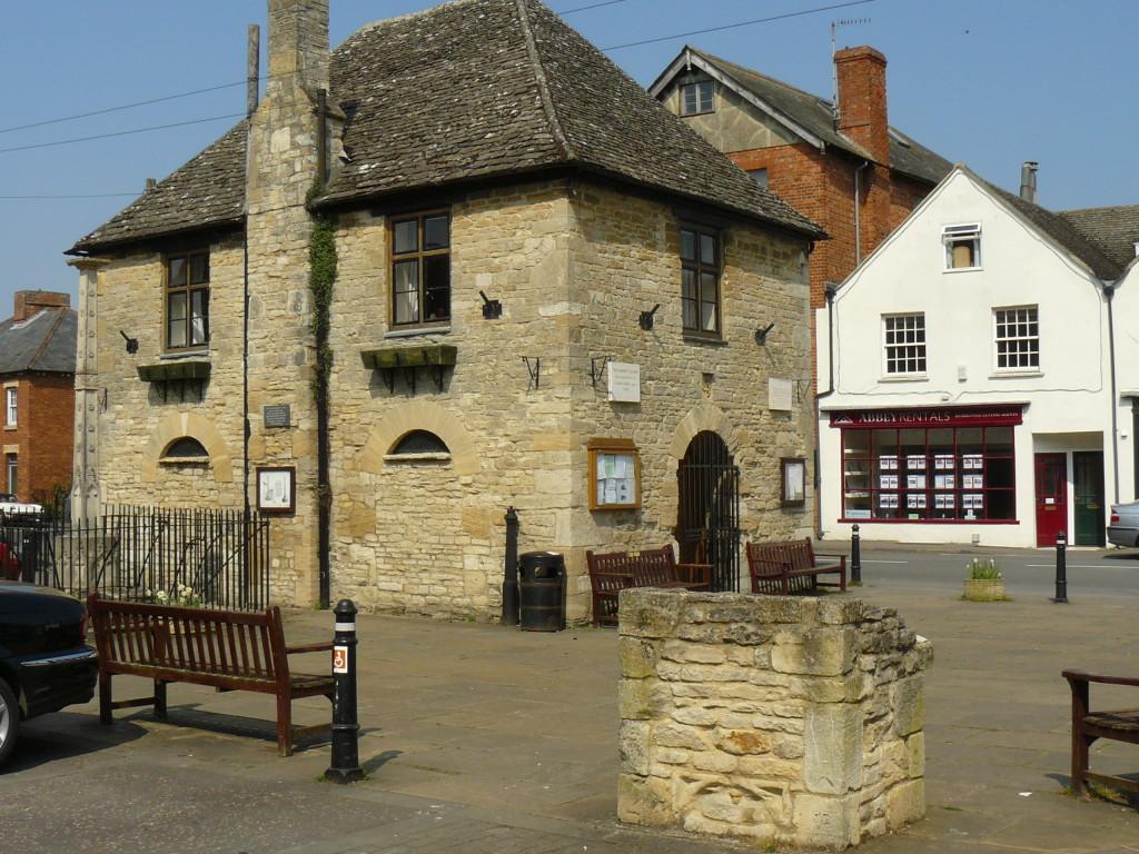 Eynsham square
