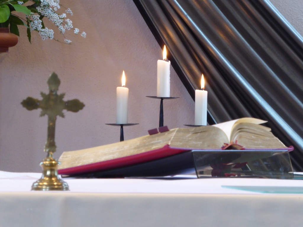 bible altar